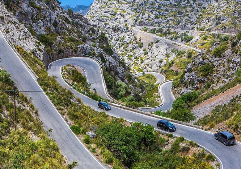 Những điều nên biết khi đi đường đèo núi