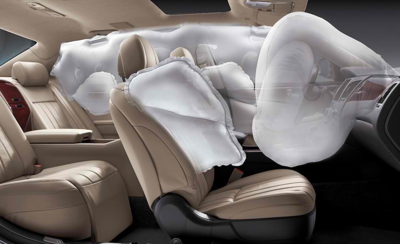 Những hệ thống an toàn cần thiết trên xe ô tô
